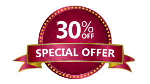 Special Sale 30%