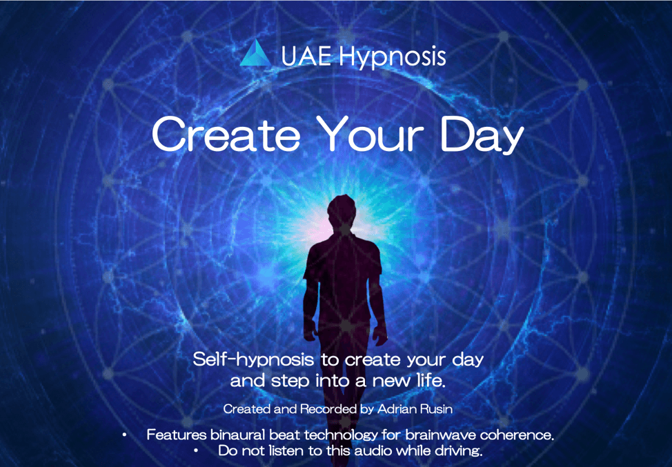 Create Your Day Audio