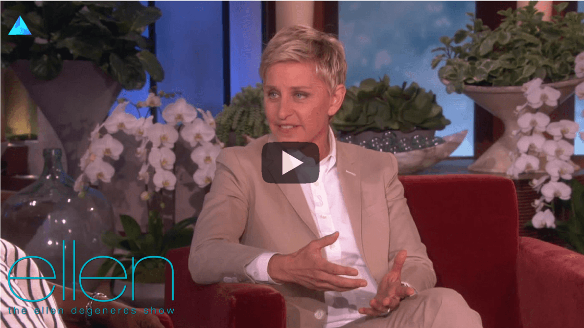 Ellen Quits Smoking With Hypnotherapy