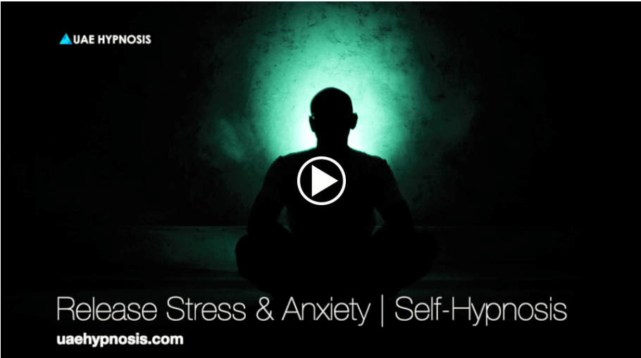 Free hypnosis to release stress and anxiety